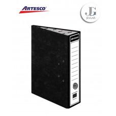 Archivador Plastificado Oficio Lomo Angosto  - Artesco