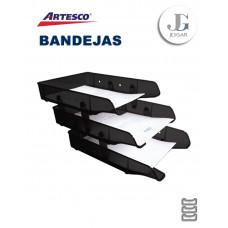 Bandeja Portapapel Premium x 3 Pisos - Artesco