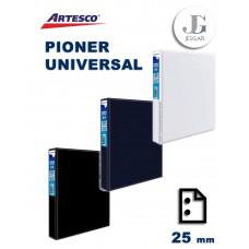 Pioner Universal A-4 2A 25mm Colores Varios Artesco