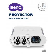 Proyector Portatil LED GS1 BENQ