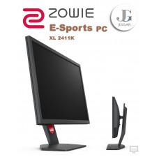 Monitor Gamer XL2411K  e-Sports 24 pulgadas con 144 Hz Zowie BENQ