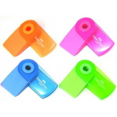 Borrador Mini Sleeve Neon - Faber Castell
