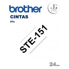 Cinta para Etiquetas STe151 Brother
