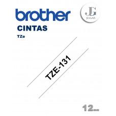 Cinta para Etiquetas TZe131 Brother
