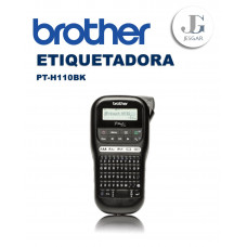 Impresora de Etiquetas PT-H110BK Brother