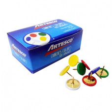 Chinches Colores x 100 - Artesco