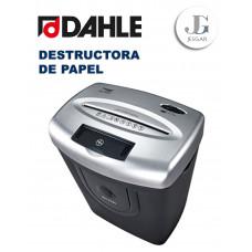 Destructora Trituradora 22084 PaperSAFE DAHLE