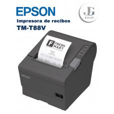 Impresora de Recibos Térmica EPSON TM-T88V
