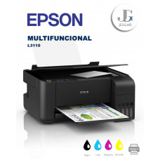 EPSON L3110 Impresora Tinta EcoTank Multifuncional