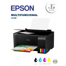 Impresora Tinta EcoTank Multifuncional L3150 EPSON