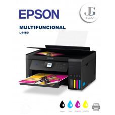 Impresora Tinta EcoTank Multifuncional L4160 EPSON