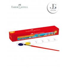 Tempera X 7 Faber Castell