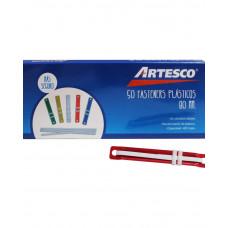 Fastener Plastico x 50 Color 80 mm - Artesco