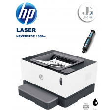 Impresora HP Laser Neverstop Monocromática 1000w