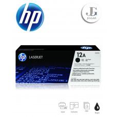 Toner HP 12A Black Negro Q2612A 1010 1012 1015 1018 1020 Plus 1022 30153020 3030 3050 3050Z 3052 3055 M1005 M1913f