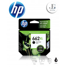 Tinta HP 662XL BLACK NEGRO Deskjet Ink Advantage 2515 All in One CZ105AL