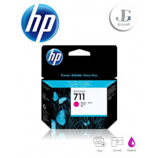 Tinta HP DesignJet 711 Magenta 29 ml T120 T520 CZ131A