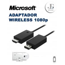 Adaptador WireLess 1080p Display Adapter Microsoft