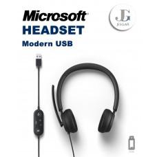 Headsets Audífonos Modern USB Microsoft