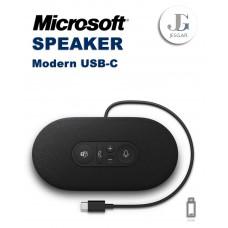 Parlante Speaker Modern USB-C Microsoft