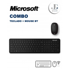 KIT Teclado y Mouse BT MICROSOFT