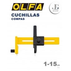 Cuchilla Compas CMP-1 - Olfa