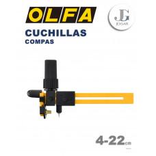 Cuchilla Compas CMP-3 - Olfa