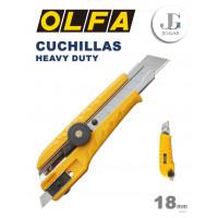 Cuchilla Heavy Duty L3 18mm- Olfa