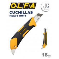 Cuchilla Heavy Duty L5 18mm - Olfa