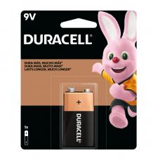 Pila 9V Batería x1 - Duracell Arequipa