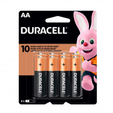 Pilas AA x 8 - Duracell
