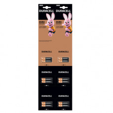 Pilas AAA x 12 (6 Ctn x 2) - Duracell