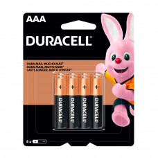 Pilas AAA x 8 - Duracell