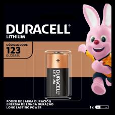 Pilas 123 Lithium - Duracell