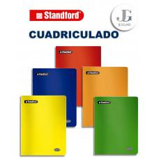 Cuaderno Cuadriculado Junior x 80 hojas - Standford