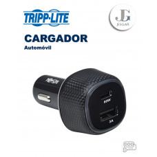 Cargador para Automóvil 2 Puertos TrippLite