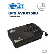 UPS AVRX750U AVR 230V 750VA 450W Tripp-Lite