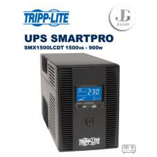 UPS SmartPro Interactivo 230V 1500VA 900W Torre LCD USB  8 Tomacorrientes TrippLite